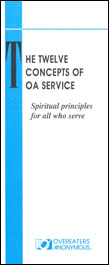 The Twelve Concepts of OA Service