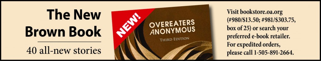 The Brown Book of Overeaters Anonymous