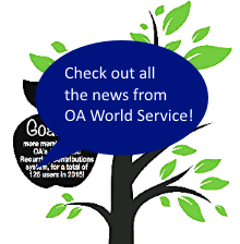 Stay up with the news from OA WSO