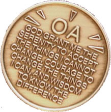 There's a lot of experience, hope and strength in OA